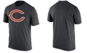 Nike Men's Chicago Bears Legend Logo Essential 3 T-Shirt
