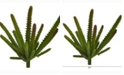 Nearly Natural 9in. Cactus Succulent Artificial Plant Set of 6