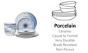 Noritake Hanabi  12-PC Dinnerware Set, Service for 4