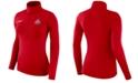 Nike Women's Ohio State Buckeyes Therma Half-Zip Pullover