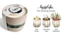 The Growing Candle Hyggelight Edith Sandalwood
