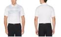 PGA TOUR Men's Stretch Photoreal Tropical-Print Polo Shirt
