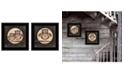 Trendy Decor 4U Trendy Decor 4U Owl Always Love Need You 2-Piece Vignette by Marla Rae Collection