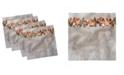 "Ambesonne Cookie Set of 4 Napkins, 12"" x 12"""