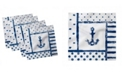 """Ambesonne Anchor Set of 4 Napkins, 18"""" x 18"""""""