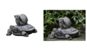 Campania International Snail Express Animal Statuary