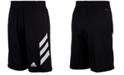 adidas Big Boys AEROREADY Pro Sport 3-Stripe Shorts