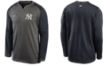 Nike New Men's York Yankees Authentic Collection Thermal Crew Sweatshirt
