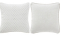 """Waterford Florence 14"""" L X 14"""" W Embroidered Pillow"""