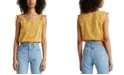Levi's Magnolia Tie-Shoulder Top