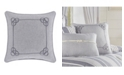 "J Queen New York Shore 18"" Square Pillow"