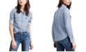 Levi's The Ultimate Western Cotton Denim Shirt