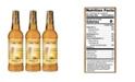 Jordan's Skinny Mixes Vanilla Syrup, 5.25 lbs, Pack of 3