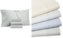 Charter Club CLOSEOUT! 4-Pc. California King Sheet Set, 325-Thread Count 100% Cotton, Created for Macy's