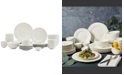 Tabletops Unlimited Inspiration by Denmark Fiore 42-PC. Dinnerware Set, Service for 6, Created for Macy's