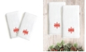 Linum Home Textiles Embroidered Hand Towels, Set of 2 Collection