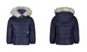 Weathertamer Little Girls Puffer Jacket