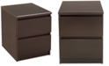 Tvilum Essex Ready-to-Assemble Nightstand, Quick Ship