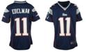 Nike Kids' Julian Edelman New England Patriots Game Jersey, Big Boys (8-20)