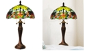 Dale Tiffany Lydia Metal Table Lamp