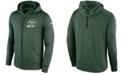 Nike Men's New York Jets Sideline KO Fleece Full-Zip Hoodie