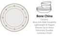 Lenox  Jeweled Jardin  Bone China Accent Plate