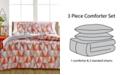Ellison First Asia  Rikka 2-Piece Reversible Twin Comforter Set