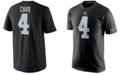 Nike Men's Derek Carr Oakland Raiders Pride Name and Number T-Shirt