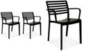 Furniture Lama Indoor/Outdoor Armchairs (Set of 2)