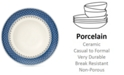Villeroy & Boch Casale Blu Rim Soup Bowl
