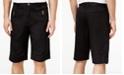 "Sean John Men's Zipper Detail Pocket Flight 12.5"" Stretch Shorts, Created for Macy's"