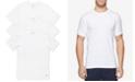 Tommy Hilfiger Men's 3 Pack Slim Fit Cotton Crew Undershirts