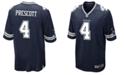 Nike Dak Prescott Dallas Cowboys Game Jersey, Big Boys (8-20)
