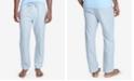 Nautica Men's Windowpane Plaid Cotton Pajama Pants