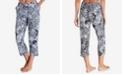 Ellen Tracy Yours to Love Capri Pajama Pants