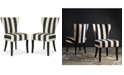 Safavieh Pollack Set of 2 Dining Chairs