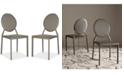 Safavieh Charlene Set of 2 Dining Chairs