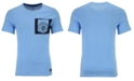 Nike Men's Manchester City Club Team Crest Logo T-Shirt