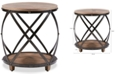 Furniture Cooper Accent Table, Quick Ship
