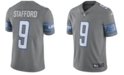 Nike Men's Matthew Stafford Detroit Lions Limited Color Rush Jersey