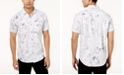 INC International Concepts I.N.C. Men's Splatter Shirt