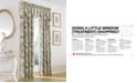 "J Queen New York Valdosta Cotton 50"" x 84"" Rod Pocket Curtain Panel"
