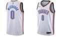 Nike Men's Russell Westbrook Oklahoma City Thunder Association Swingman Jersey