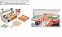 Melissa and Doug Melissa & Doug Top & Bake Wooden Pizza Counter Set