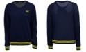 nuyu Women's California Golden Bears Mesh Back Sweatshirt