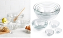 Martha Stewart Collection 10-Pc. Glass Mixing Bowl Set, Created for Macy's