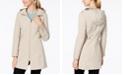 Via Spiga Side-Tab Hooded Raincoat