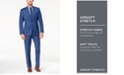Michael Kors CLOSEOUT! Men's Classic-Fit Airsoft Stretch Solid Suit Separates