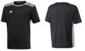 adidas Youth Entrada 18 Jersey T-Shirt, Big Boys