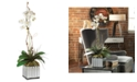 Uttermost Kaleama Orchids Artwork